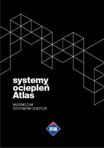 VADEMACUM SYSTEMÓW OCIEPLEŃ - systemy ociepleń ATLAS