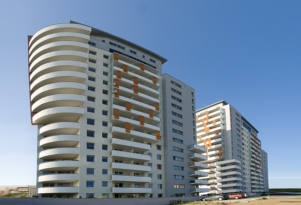 Zespół budynków mieszkalnych Trzy Żagle