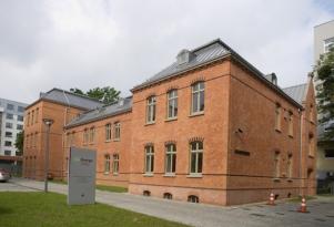 Rekonstrukcja fasad budynków dawnych koszar w Gdańsku