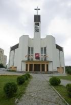 Kościół pw. Św. Maksymiliana Kolbe