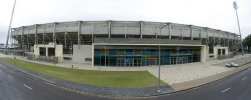 Stadion klubu piłkarskiego Arka w Gdyni