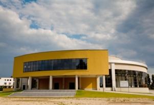 Centrum wykładowe Państwowej Wyższej Szkoły Zawodowej