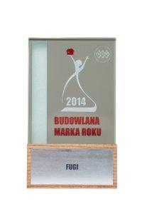 Srebrna Budowlana Marka Roku 2014