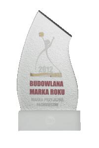 Złota Marka Przyjazna Fachowcom 2012