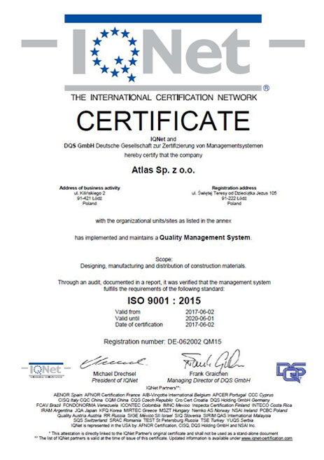 atlas_iqnet_062002-qm08_en_ Quality Management System ISO 9001:2015