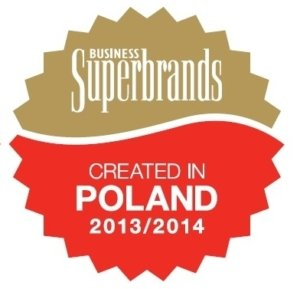 SuperBrands Created in Poland 2013/2014