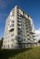 Wielorodzinny budynek mieszkalny – Wieża Leszka Białego