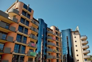 Apartamentowiec Krynica