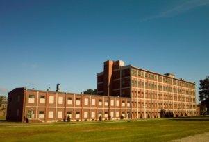 Budynek pofabryczny – Główna Biblioteka PŁ
