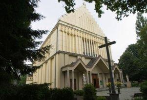 Kościół pw Matki Bożej Nieustającej Pomocy na Saskiej Kępie