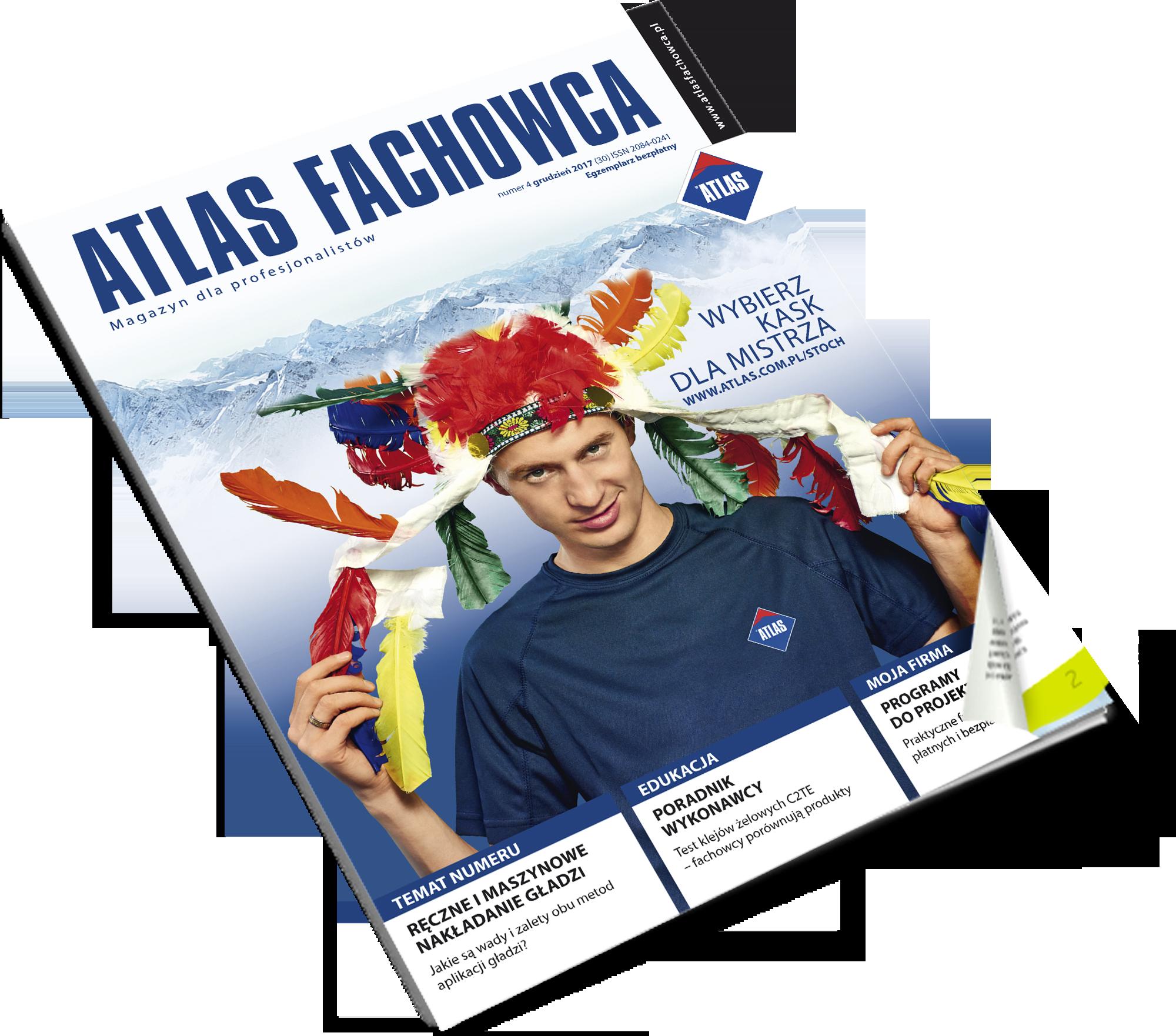 magazyn atlas fachowca grudzień 2017
