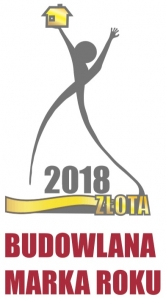 Złota Budowlana Marka Roku 2018