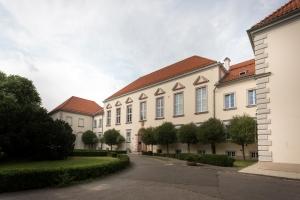 Obiekt zabytkowy, Warszawa