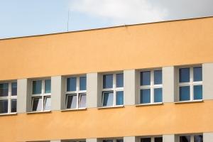 ATLAS OBIEKT REFERENCYJNY WARSZAWA UL. MIESZKA 17 ZESPÓŁ SZKÓŁ NR 34 fot.Dariusz Kulesza, Warszawa