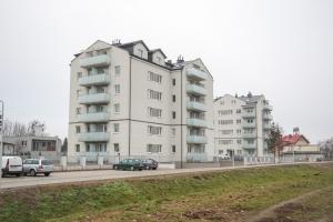 Budowa Osiedla Torfa Załęskiego, Mława