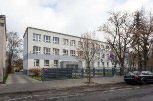Termomodernizacja budynku ZSE Włocławek