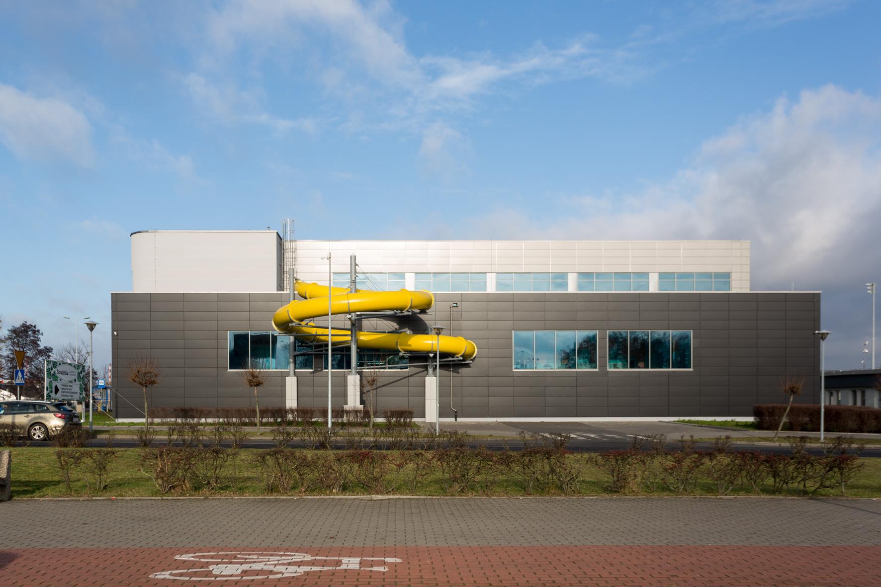 Remont i modernizacja hali Ośrodka Sportu i Rekreacji