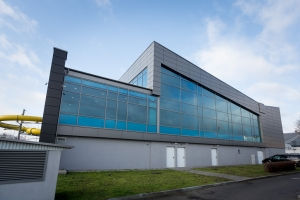 Remont i modernizacja hali Ośrodka Sportu i Rekreacji, Włocławek