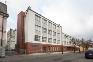 Termomodernizacja budynku firmy Naturana, Włocławek