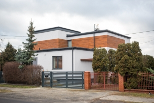 Budynek biura projektowego Wamar