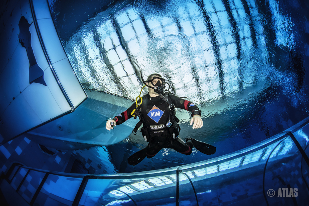 ATLAS Deepspot