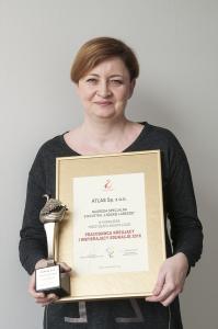 Monika Wołkanin - Łódzkie Łabędzi 2016